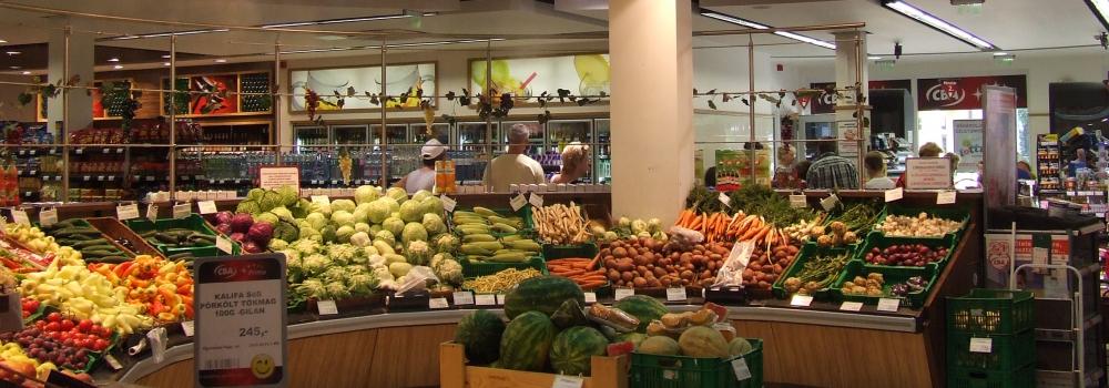 Leányfalu zöldség